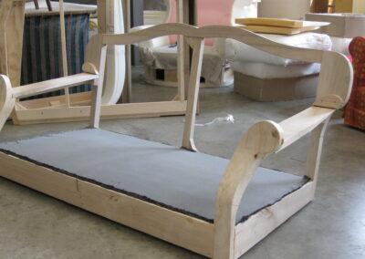 fusti divani su misura